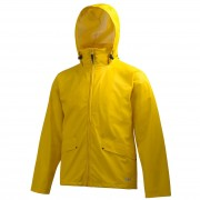 Helly Hansen Kids Junior Voss Rain Jacket Yellow 128/8