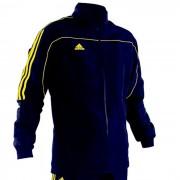 Adidas Overallsjacka Mörkblå med Gula ränder