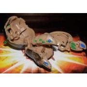 Bakugan Vestroia New Loose Subterra Tan Brown Battle Damaged Stug 660 G