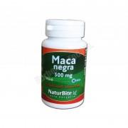 Naturbite Maca andina negra 500mg 60 comprimidos - naturbite - sexualidad