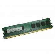 1Go RAM QIMONDA HYS64T128020EU-3S-B2 240-Pin DIMM DDR2 PC2-5300U 667Mhz 2Rx8
