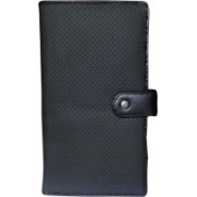 Kan Passport Pouch(Black, Grey)