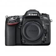Nikon Reflex NIKON D7100 Sin lente Negro