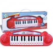 Детска играчка, Мини електронен синтезатор, 24 бутона, 191320