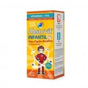Absorvit Infantil Óleo de Fígado de Bacalhau + Vitaminas 150ml