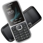 VELL-COM V07 HEAVY BATTERY DUAL SIM MOBILE WITH TORCH/ FM/ CAMERA/MUSIC/HINDI LANGUAGE SUPPORT