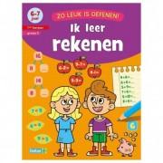 Deltas Boek Zo Leuk Is Oefenen Ik Leer Rekenen (6-7 Jaar)