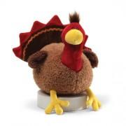 "Gund Fun Thanksgiving Lil Stuffing Turkey 8"" Plush"