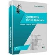 Contracte civile speciale - Carmen-Nicoleta Barbieru