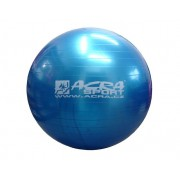Gimnasztikai labda GIANT 650 mm - kék