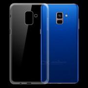 carcasa trasera ultradelgada de TPU para Samsung Galaxy A8 + (2018)? A8 plus 2018? A730