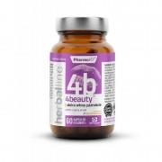 Herbaline Funkcjonalne suplementy diety, Dystrybutor: Pharmovit Sp. z 4beauty Skóra włosy paznokcie z dodatkiem BioPerine 60 kapsułek Vcaps PharmoVit Herballine