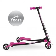 Y Volution Fliker Air A3 Black Pink - roller