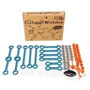 Fat Brain Toys Catapults - 4-In-1 Catapult Kit