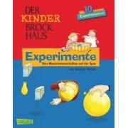 Joachim Hecker - Der Kinder-Brockhaus: Experimente: Den Naturwissenschaften auf der Spur - Preis vom 02.04.2020 04:56:21 h