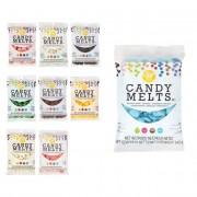 Cake Supplies Candy Melts de colores - Wilton - 340 g - Color Azul