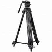 Walimex Pro Director I Tripé de Video Profissional