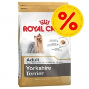 Royal Canin Breed 10 kg Royal Canin Breed - PREZZO SPECIALE - Yorkshire Terrier Adult