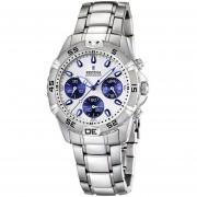 Reloj F16635/A Plateado Hombre Estuche Festina
