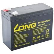Long 12V 10Ah DeepCycle AGM F2 ólomakkumulátor (WP10-12SE)