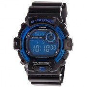 Casio G-Shock Digital Blue Dial Mens Watch - G-8900A-1DR (G354)