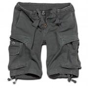 Brandit Vintage Classic Shorts Svart Grå S