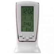 Ceas digital cu termometru si alarma Vivo