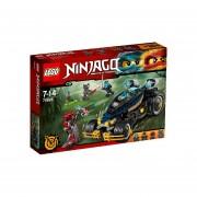SAMURÁI VXL LEGO 70625