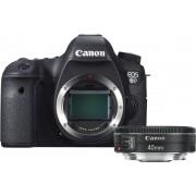 Canon EOS 6D + 40mm STM