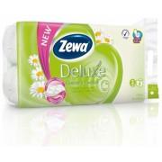 Hartie igienica 3 straturi musetel 8 role/set Zewa