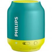 Boxa portabila Philips, BT50A/00, 2W, Bluetooth, Galben