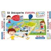Joc Educativ - Sa Descoperim Europa
