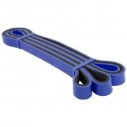 Avento Ластик за упражнения латекс голямо съпротивление синьо и черно