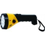 Tölthető kézi reflektor 9 fehér LED akkumulátorral HL333L