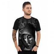 Camiseta Stompy Vendetta Mask - Masculino