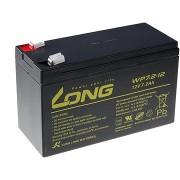 Long 12V 7.2Ah ólomakkumulátor F2 (WP7.2-12 F2)