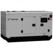 AGT 96 DSEA Generator curent trifazat , putere 94 kVA , diesel , motor 4 cilindri ,cu bujii incandescente si preincalzire lichid