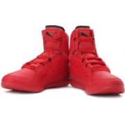 Puma Valorosso Mid Webcage Alonso Sneakers(Red)