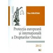 Protectia europeana si internationala a Drepturilor Omului