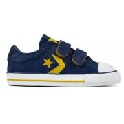 Converse Star Player 760035c Blauw Geel-18
