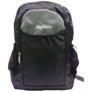 306113 Black Grey Backpack