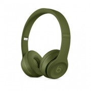 HEADPHONES, Beats Solo 3, Neighborhood Collection, Bluetooth, Microphone, Turf Green (MQ3C2ZM/A)