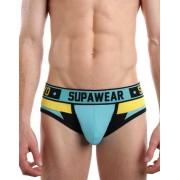 Supawear Spectrum Brief Underwear Electric Blue U22SPEB