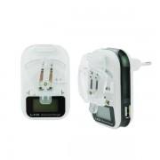Chargeur De Batterie Universel Ozzzo Ecran Lcd Pour Samsung S5830 S5839i Galaxy Ace