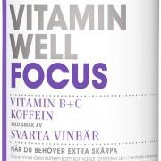 Vitamin Well Focus U Kols