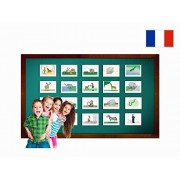 Au zoo - Fiches de vocabulaire - Zoo Animal Flash Cards in French