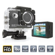 Goxtreme Rebel Full Hd Action Camera - Zwart