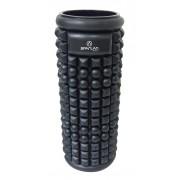 Spartan sport cilindru masaj / yoga negru