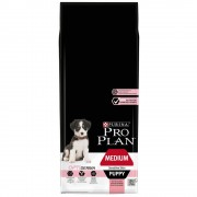Pro Plan 2x12kg Puppy Medium Sensitive Skin OPTIDERMA Purina Pro Plan valpfoder