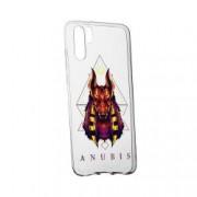 Husa de protectie Mythology Anubis Samsung Galaxy Note 10 Plus rez. la uzura Silicon 286